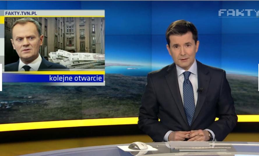 OBRAZ DNIA: Forbes: Katarczycy mogą przejąć Legię, Wiadomości TVP krytycznie o zmianach w ...