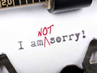 sorryNOT