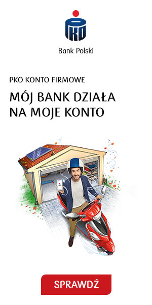 PKO BP - Moj bank działa na moje konto