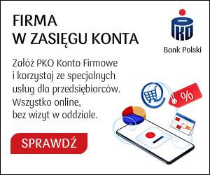 PKO Konto firmowe