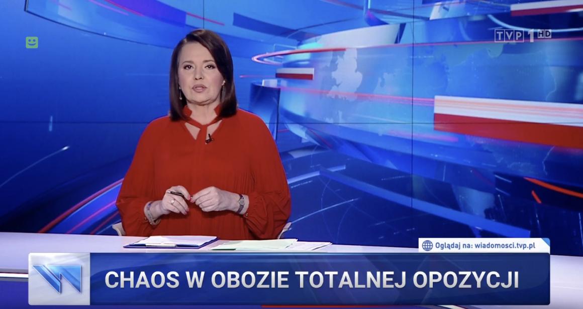 OBRAZ DNIA: Wiadomości: Totalna klęska totalnej opozycji